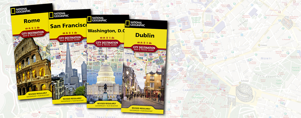 City Destination Maps