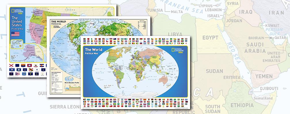 Kids Maps