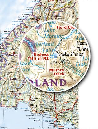Adventure Maps - Travel Maps