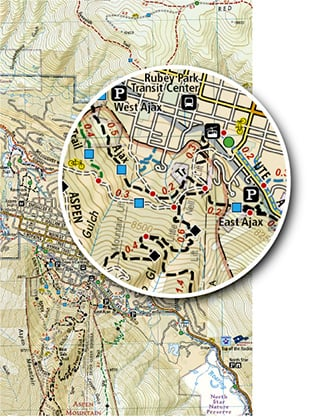 Local Trail Maps