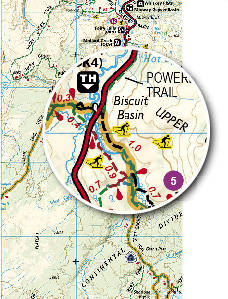 Trails Illustrated Maps Trail Maps