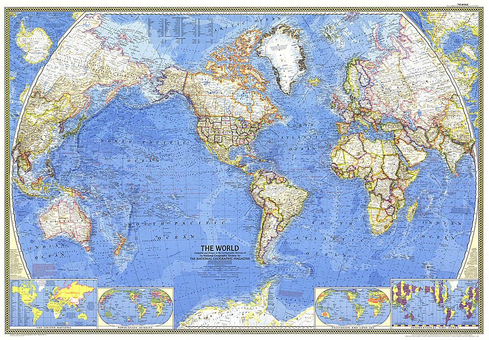 World map gumiabroncs Gallery