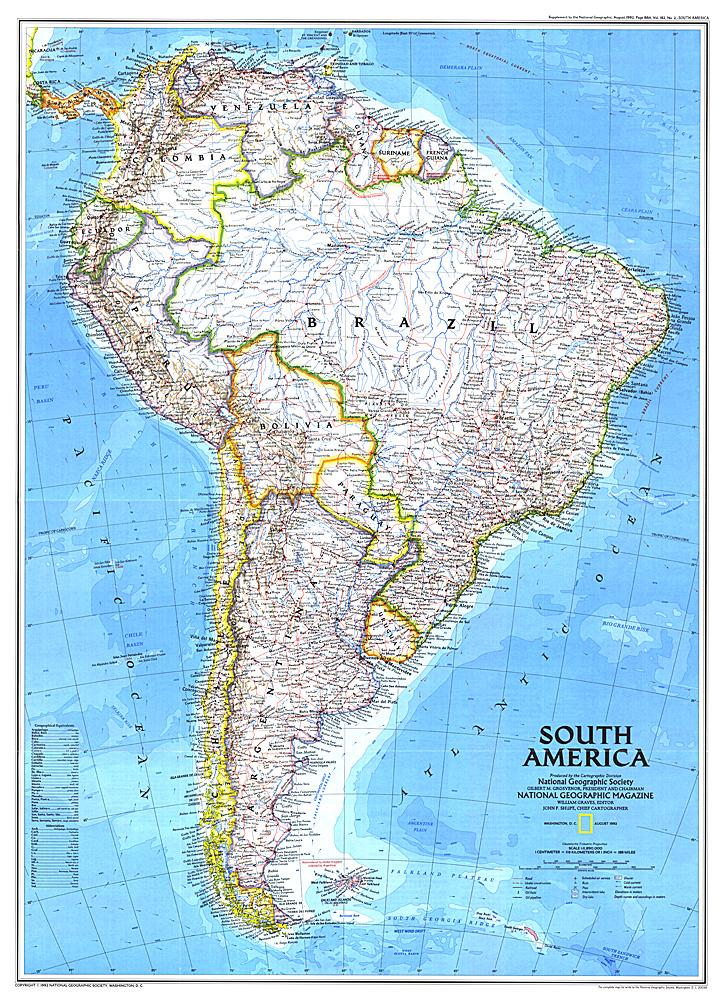 Southwest USA Map - Southwest us map
