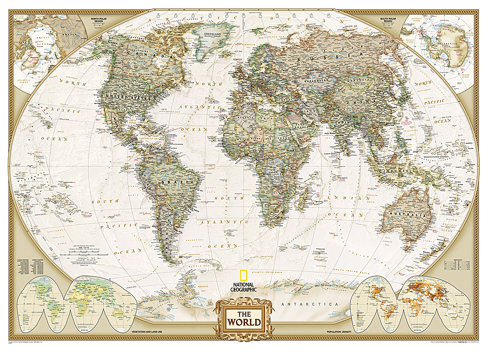 World executive mural for Executive world map wall mural