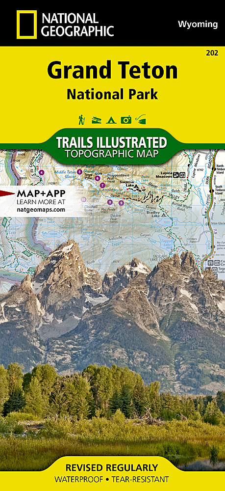 Trails illustrated maps trail maps 202 grand teton national park fandeluxe Images