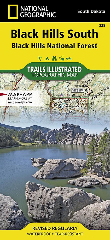 Black Hills South Black Hills National Forest