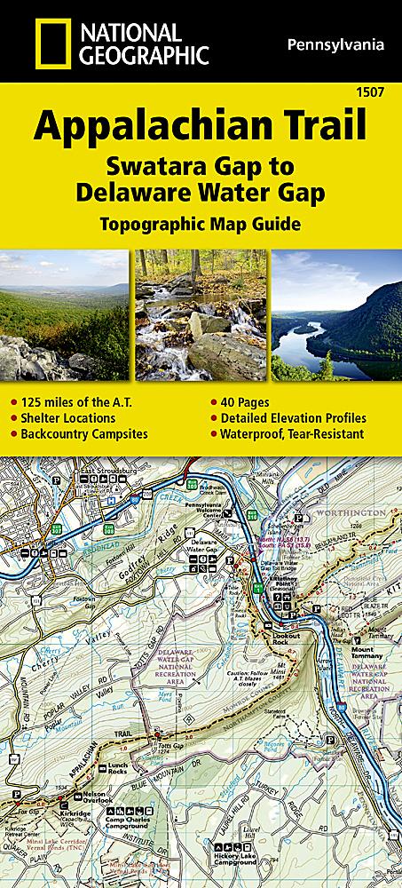 Pennsylvania - Trails Illustrated Maps - Trail Maps