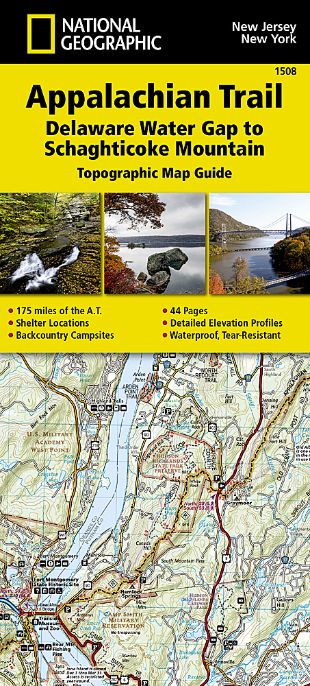 Topographic Map Guides - Trail Maps