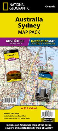 Sydney Australia Map City.Australia Sydney Map Pack Bundle