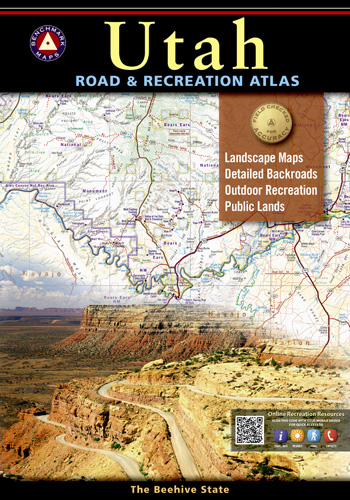 Utah Benchmark Road & Recreation Atlas