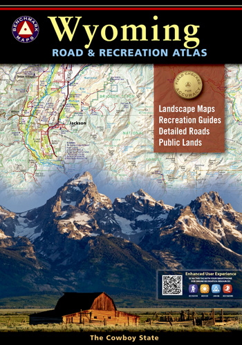Wyoming Benchmark Road & Recreation Atlas [2nd edition]