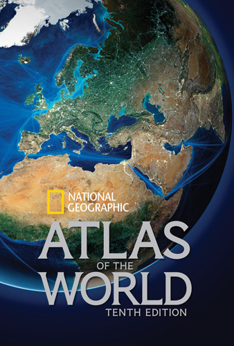 Atlas of the World [10th edition]