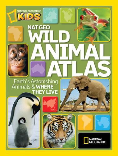 Wild Animal Atlas
