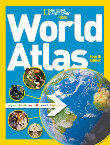 Kids World Atlas