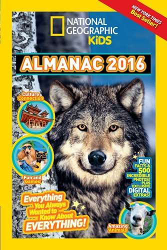 Kids Almanac 2016