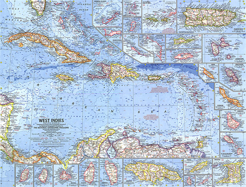 West indies map gumiabroncs Gallery