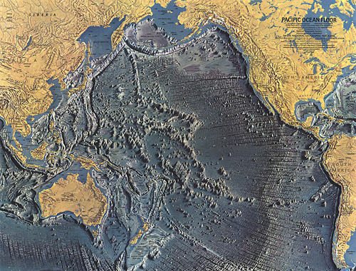 Pacific ocean floor map gumiabroncs Gallery