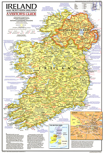 Ireland and Northern Ireland Visitors Guide Map on england map, county donegal map, belfast map, county tyrone map, bloody sunday, irish people, counties of ireland, great britain, norway map, belgium map, united kingdom, british isles, counties of ireland map, republic of ireland, the netherlands map, europe map, british isles map, rory mcilroy, the troubles, uk map, ireland vacation map, scotland map, united kingdom map, switzerland map, isle of man, luxembourg map, great britain map, ireland road map, serbia map, southern ireland map,