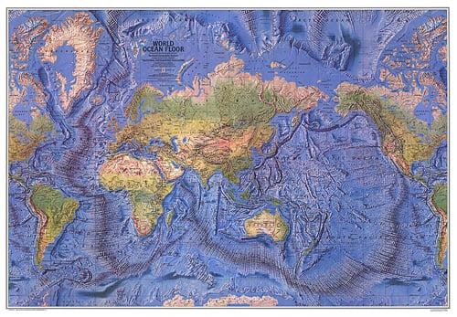 World ocean floor map home world ocean floor map zoom gumiabroncs Images