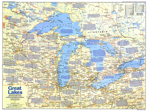home great lakes map side 1 zoom