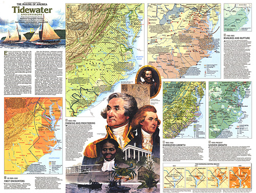 Tidewater and Environs Theme