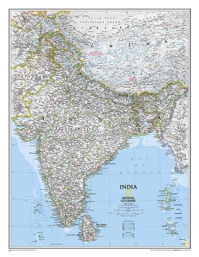 India Classic [Laminated]