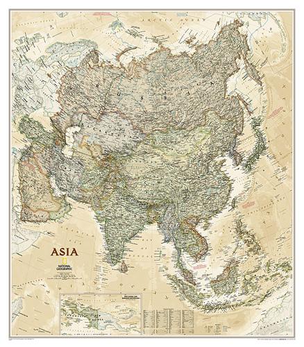 Asia Executive [Tubed]