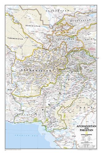 Afghanistan, Pakistan [Tubed]