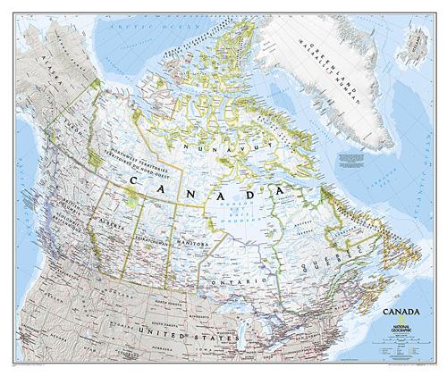 Canada Classic [Laminated]