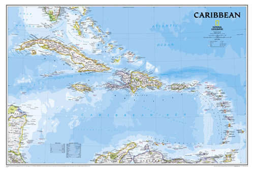 Caribbean Classic [Laminated]