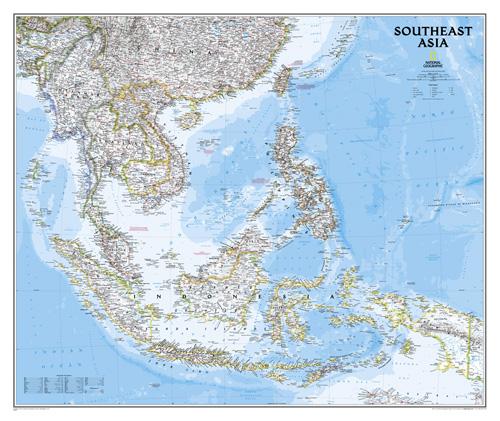 Southeast Asia Classic [Tubed]