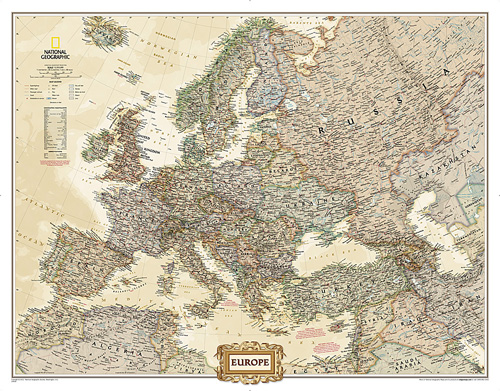 Europe Executive [Mural]