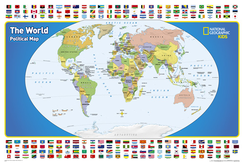 The World for Kids [in gift box]