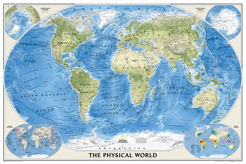 World Physical [Tubed]