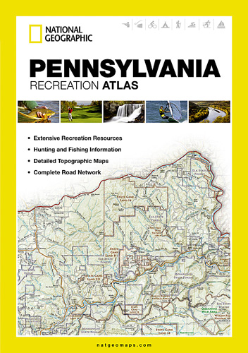 Pennsylvania Recreation Atlas