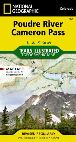 Poudre River, Cameron Pass