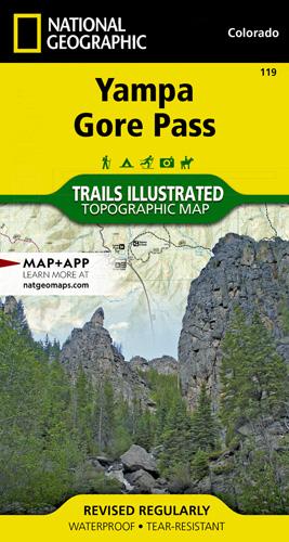 Yampa, Gore Pass