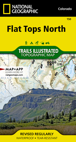 Trails Illustrated Flat Tops