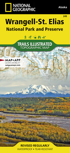 Wrangell-St. Elias National Park and Preserve