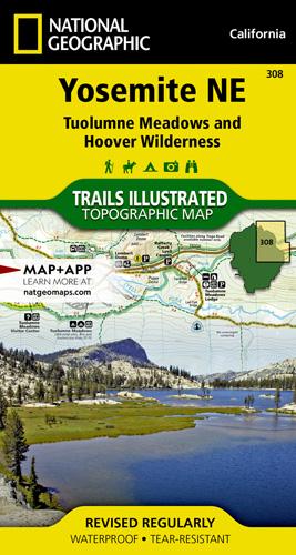 Yosemite NE: Tuolumne Meadows and Hoover Wilderness