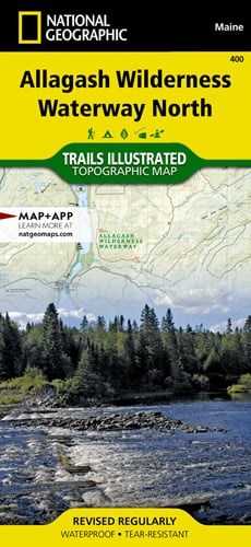 Allagash Wilderness Waterway North