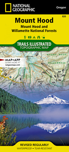Mount Hood [Mount Hood and Willamette National Forests]