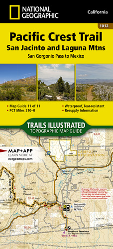 Pacific Crest Trail: San Jacinto and Laguna Mountains [San Gorgonio on simi valley on map, pico rivera on map, yuba city on map, ontario on map, mecca on map, cherokee on map, midland on map, whittier on map, oxnard on map, pomona on map, south gate on map, mission viejo on map, humboldt river on map, carmel by the sea on map, yorba linda on map, berkeley on map, sierra madre on map, tulsa on map, lake forest on map,