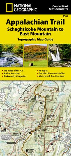 Appalachian Trail, Schaghticoke Mountain to East Mountain ...