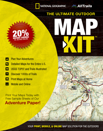 Ultimate Outdoor MapKit