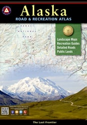Alaska Benchmark Road & Recreation Atlas [1st edition]