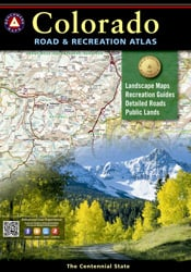 Colorado Benchmark Road & Recreation Atlas [5th edition]