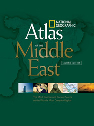 Atlas of the Middle East [2nd edition]