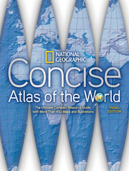 Concise Atlas of the World [3rd edition]