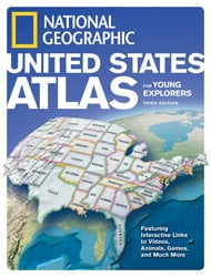 United States Atlas for Young Explorers [3rd edition]